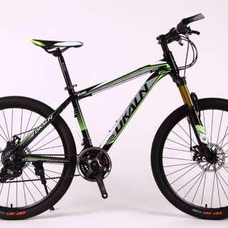 "(Sold out)26"" D'KAL Trail 1.0 Mountain Bike"