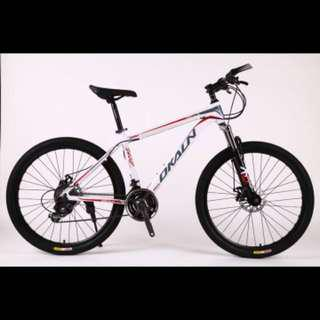 "(Sold out)26"" D'KAL MOSPEED Mountain Bike"