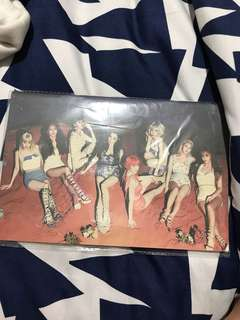 Snsd party notebook
