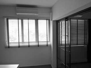 Venetian Blinds monochrome