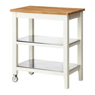 IKEA STENSTORP kitchen trolley incl delivery & assembly