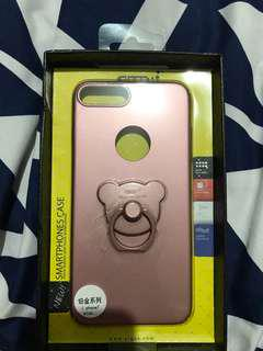 Brand new iPhone 7/8 plus case with ring holder