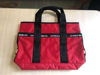 全新Polo袋,購自美國