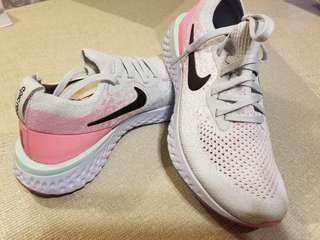 Nike flyknit epic react women shoes 100% new
