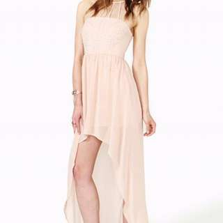 Nasty Gal beaded dress