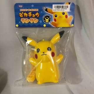 Pokemon Pikachu 比卡超 公仔燈籠/投射燈