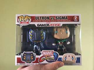 Ultron vs Sigma