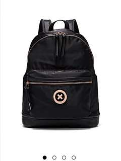 Mimco Rose Gold Backpack