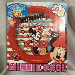 Minnie Mouse 米妮 吹氣水池