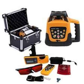 Rotary Rotating Red Laser Level Case