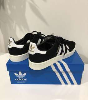 Adidas Campus Black Sneakers