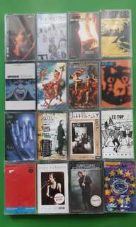 Cassettes for sale