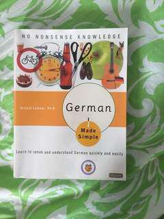German Made Simple