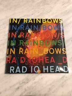 Radiohead - In Rainbows LP 黑膠唱片