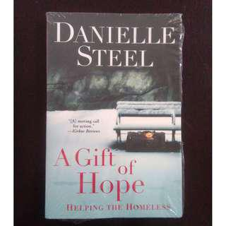 A Gift of Hope by Danielle Steel (Still Sealed)