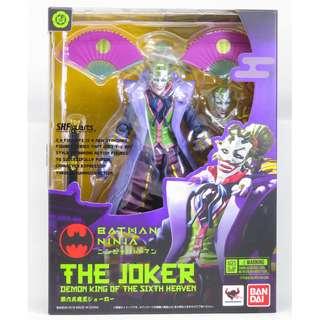 全新 日版 SHF S.H.Figuarts Batman Ninja Joker 忍者 蝙蝠俠 小丑