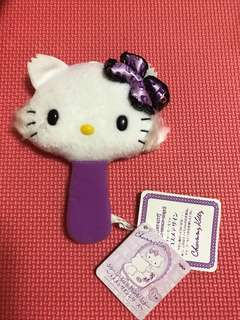 Brand new: Hello Kitty hand held mirror