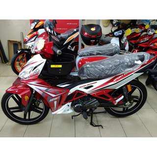 SYM Sport_Rider 125i
