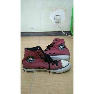 Converse CT Basic Vintage Hi Chilli Pepper