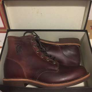 Chippewa Oxblood Boondockers - Made in the USA - US10 NEW