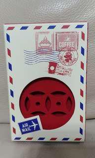 Pacific coffee 磁石 卡片套