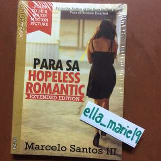 Para sa Hopeless Romantic Brandnew