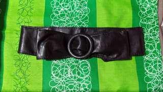 Black belt for semi formal or formal wear