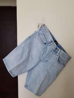 Celana Pendek H&M Original