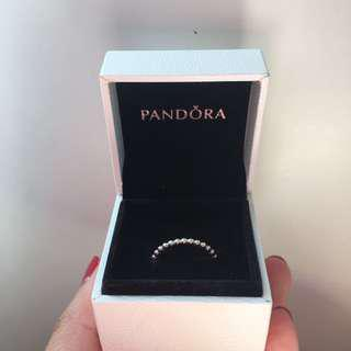 *Currently overseas until 2019* Pandora Sterling Silver Ring