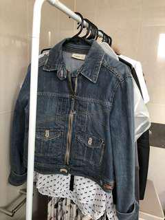 MNG denim jacket L/XL