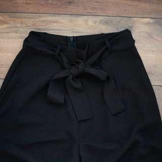 Long Black Dressy Pants