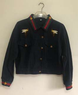 Rare Gucci Jacket (Inspired)
