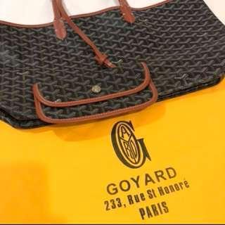GOYARD BAG MIRROR
