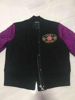 DKNY Limited Edition female NYC bomber jacket