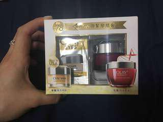 Olay 王牌緊致組合