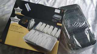 Brand new Breast milk storage case