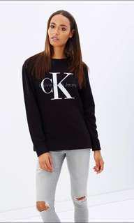 Calvin Klein Urban CK Logo