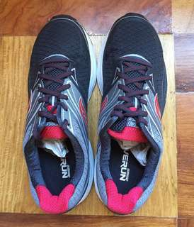 Saucony Everun Men's Rubber Shoes. EUR44. US10. UK9.