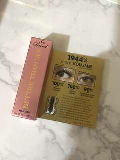 better than sex too faced mascara mini size