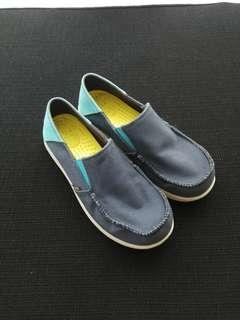 Crocs Slip Ons Blue