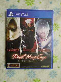 PS4 Devil May Cry HD Collection (Used)
