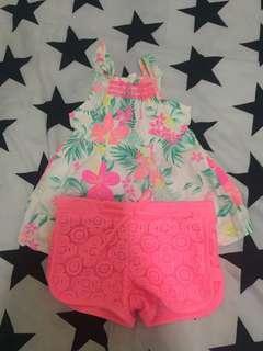 Hot Pants Baby (Baju Pantai)