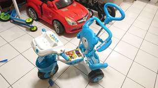 小朋友 寶寶 三輪車 二手 手推車