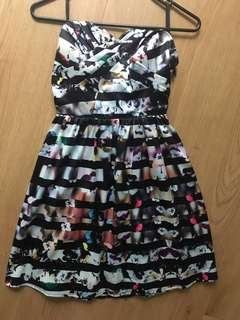 Dotti dress- worn once