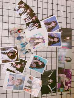 Taeyeon photobook and Eco Bag