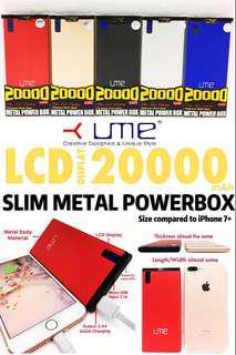 UME PowerBank 20000Mah