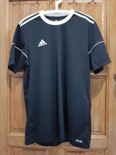 2 x adidas climalite T-shirts Men (Size L)