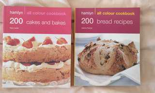 🚚 Cook Book Cakes And Bread
