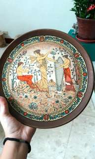 質感陶瓷盤子