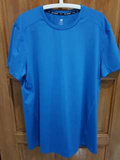 5 x H&M Sport Training T-shirts Men (Size XL)